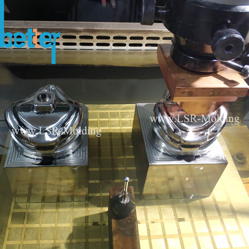 Liquid Injection Molding for LSR Mask